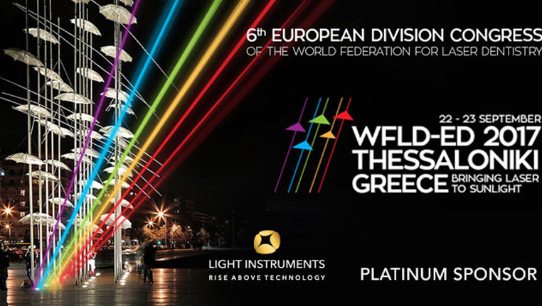 THE 13TH CONGRESS OF THE WORLD FEDERATION OF LASER DENTISTRY